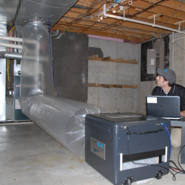 Tackling Indoor Air Quality: An Inside Job